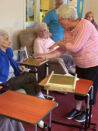 At Penybont Care Home