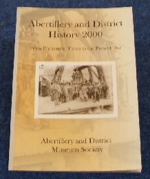 Abertillery and District History 2000 Book