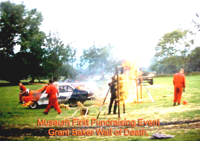 Wall of Death stunt